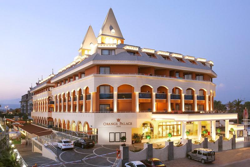 Orange Palace & Spa