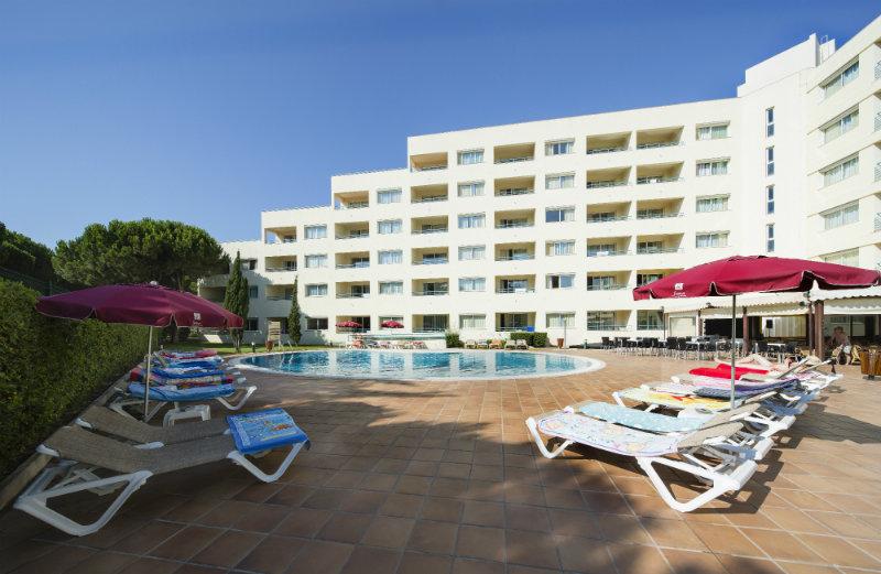 Alpinus Algarve demnächst The Patio Suite Hotel