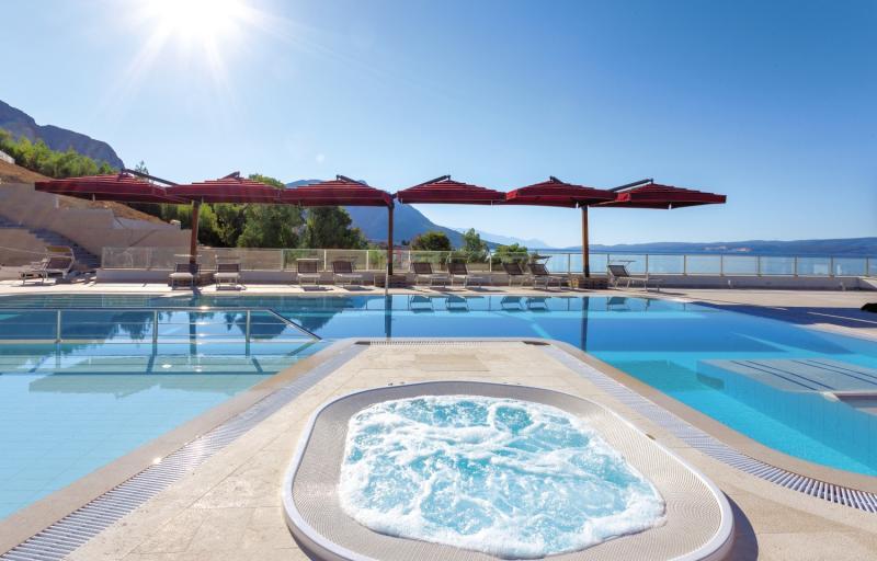Kroatien Urlaub in bester Lage direkt am Strand