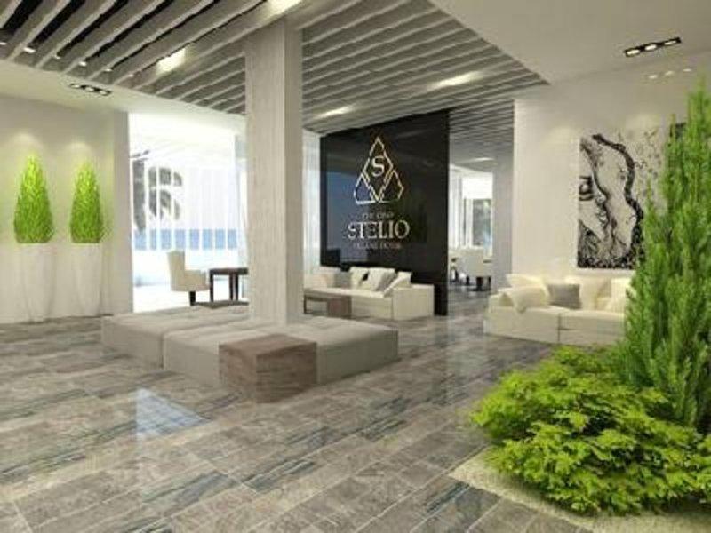 The Ciao Stelio Deluxe Hotel 5