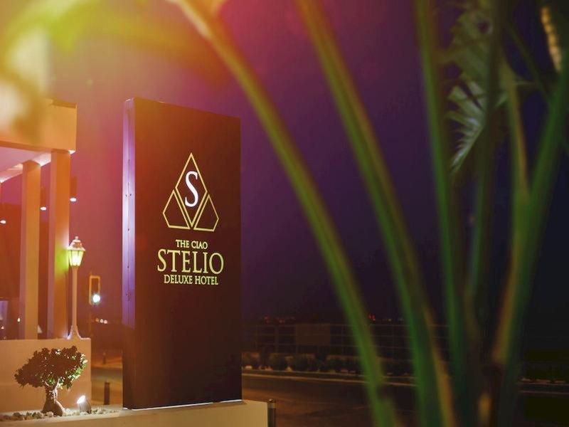 The Ciao Stelio Deluxe Hotel 15