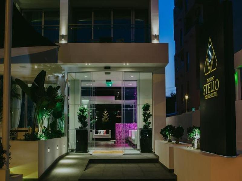 The Ciao Stelio Deluxe Hotel 16