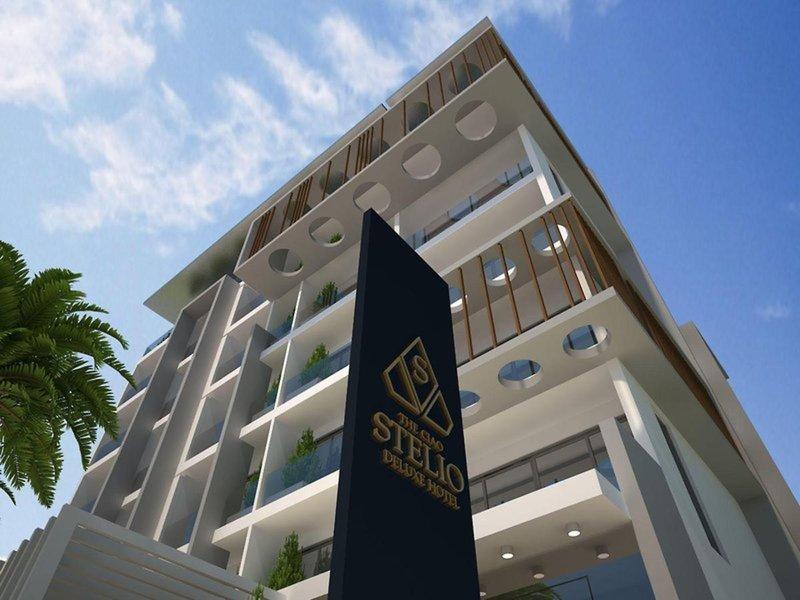 The Ciao Stelio Deluxe Hotel 19