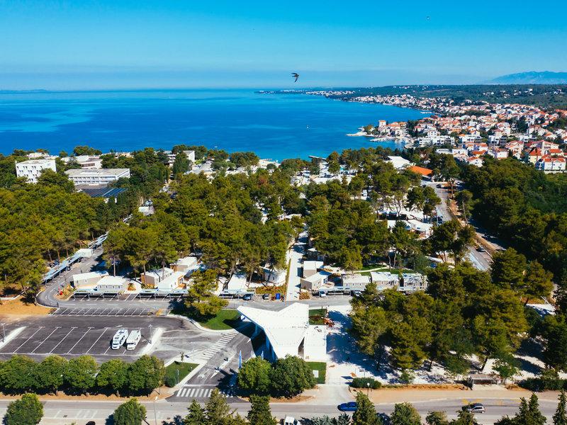 Falkensteiner Premium Camping Zadar - 2 Popup navigation