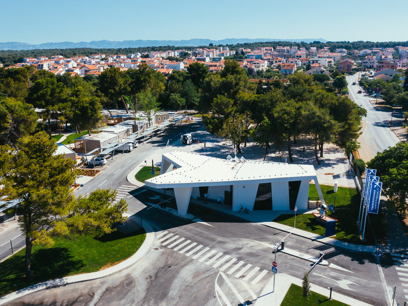 Falkensteiner Premium Camping Zadar - 3 Popup navigation