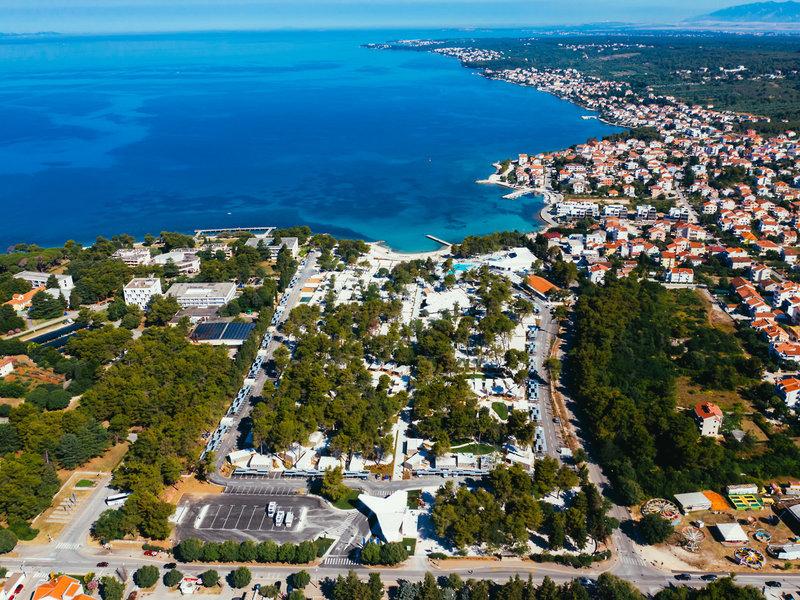 Falkensteiner Premium Camping Zadar - 5 Popup navigation