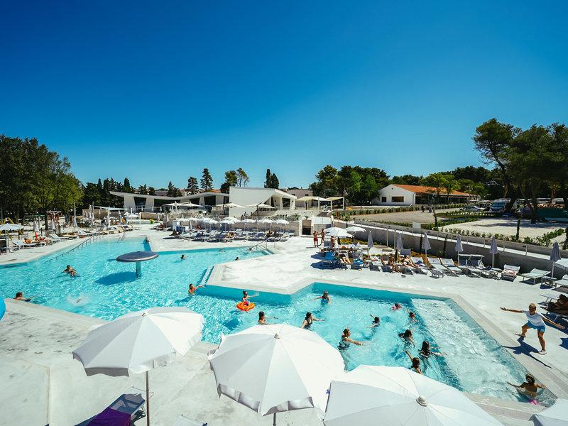 Falkensteiner Premium Camping Zadar - 6 Popup navigation