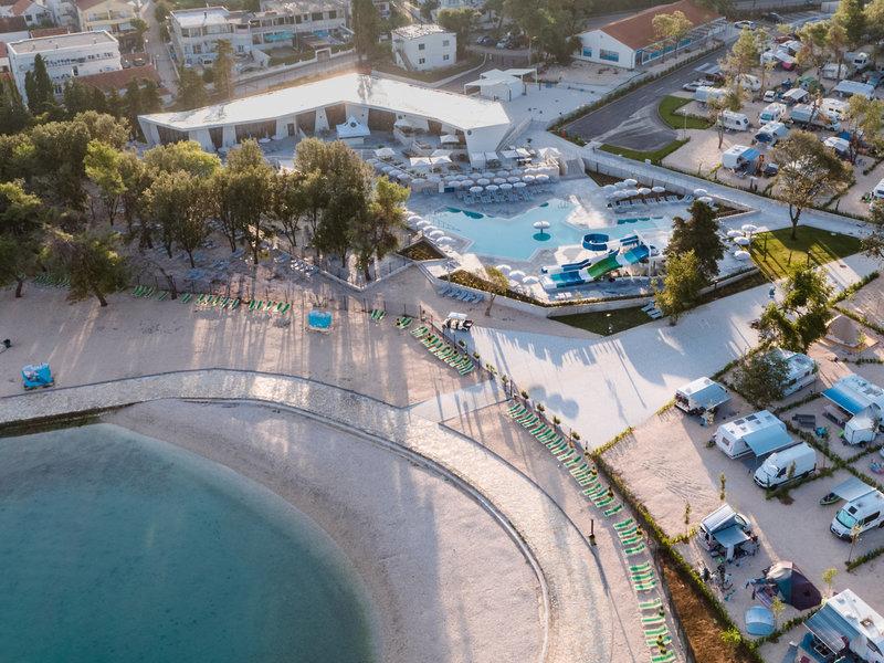 Falkensteiner Premium Camping Zadar - 10 Popup navigation