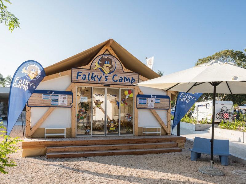 Falkensteiner Premium Camping Zadar - 39 Popup navigation