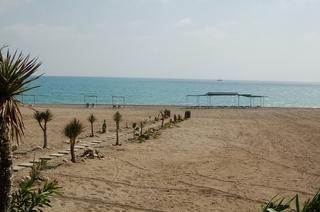 As Queen Beach  Strand