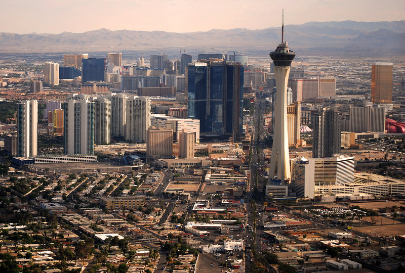 Worldmark Las Vegas - Tropicana Avenue Stadtansicht