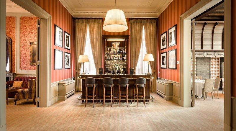 The Peellaert - Erwachsenenhotel  Bar