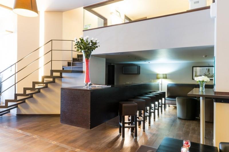 Chambord Lounge/Empfang