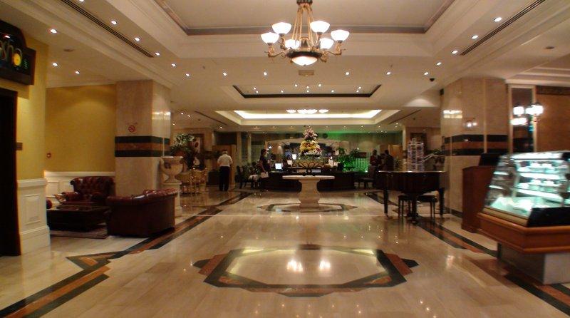 Abjar Grand Hotel Restaurant