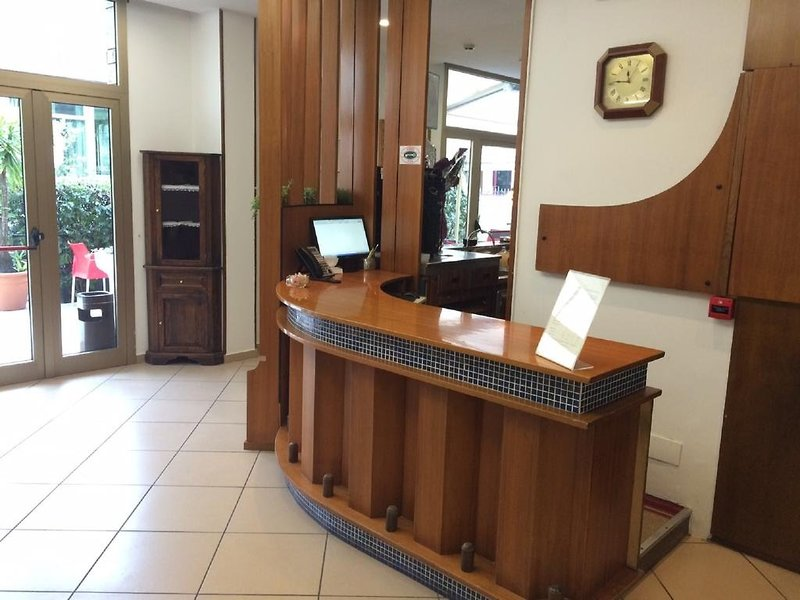 Ausonia Rimini Lounge/Empfang