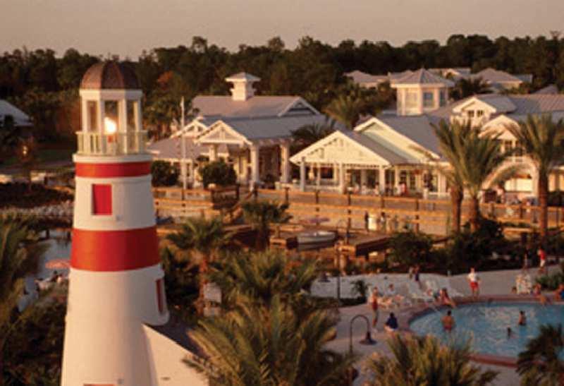 Disney´s Old Key West Resort Außenaufnahme