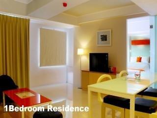 HARRIS Hotel & Residences Riverview Kuta Wohnbeispiel