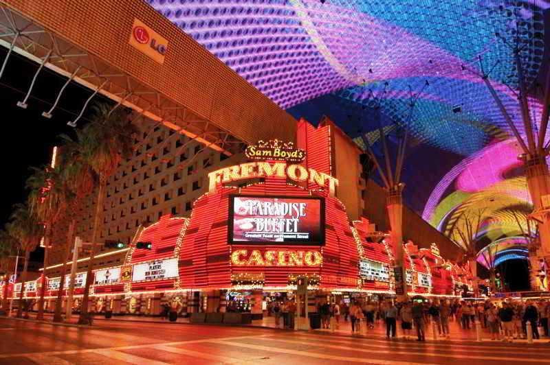 Fremont Hotel & Casino Außenaufnahme