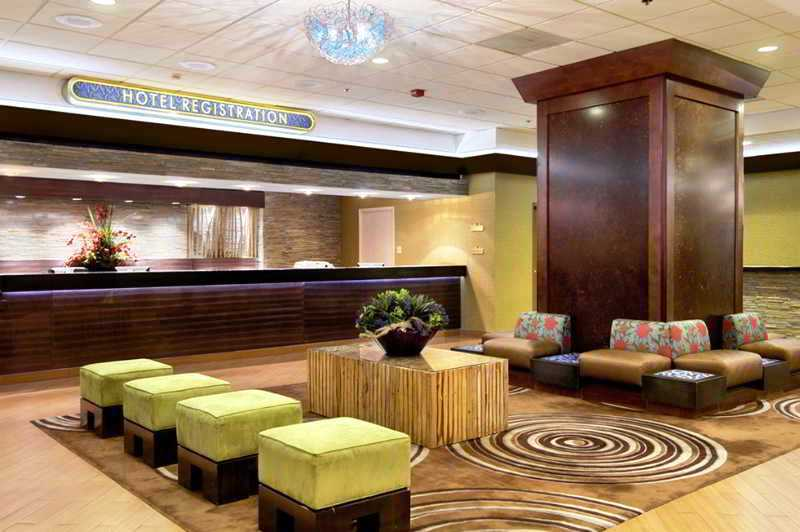 Fremont Hotel & Casino Lounge/Empfang