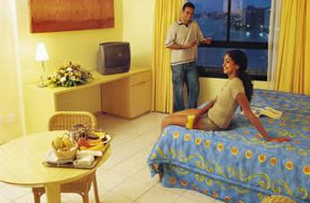 Quality Hotel Fortaleza Wohnbeispiel