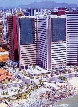Holiday Inn Fortaleza Außenaufnahme