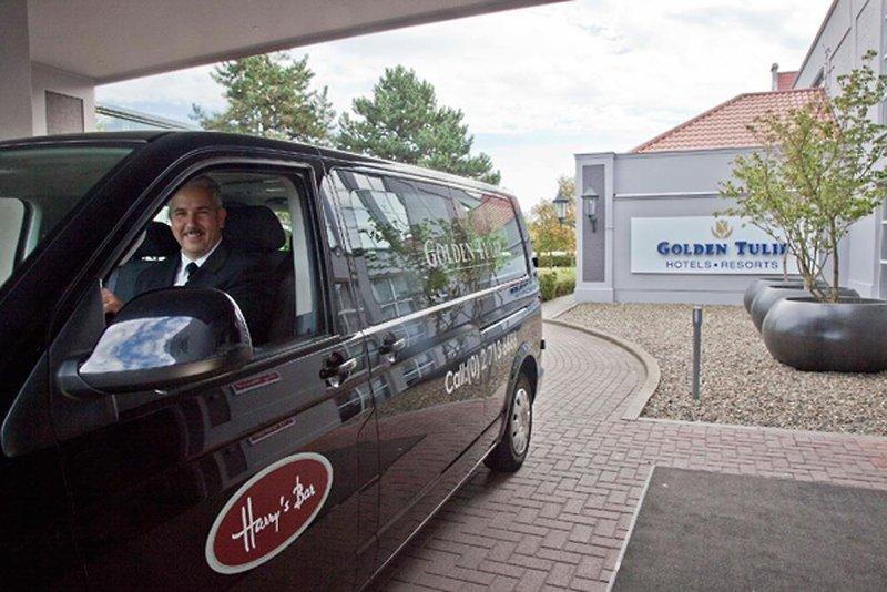 Parker Hotel Brussels Airport  Außenaufnahme