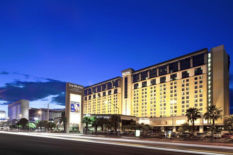 The Westin Las Vegas Casino & Spa Außenaufnahme