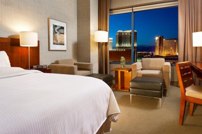 The Westin Las Vegas Casino & Spa Wohnbeispiel