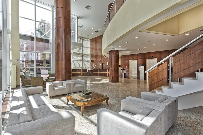 TRYP Nacoes Unidas Lounge/Empfang