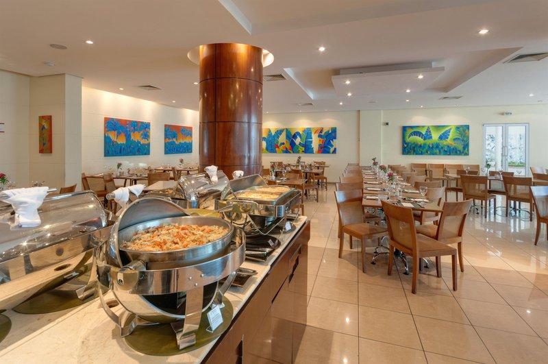 TRYP Nacoes Unidas Restaurant