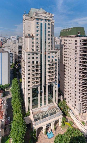 TRYP Sao Paulo Higienopolis Außenaufnahme