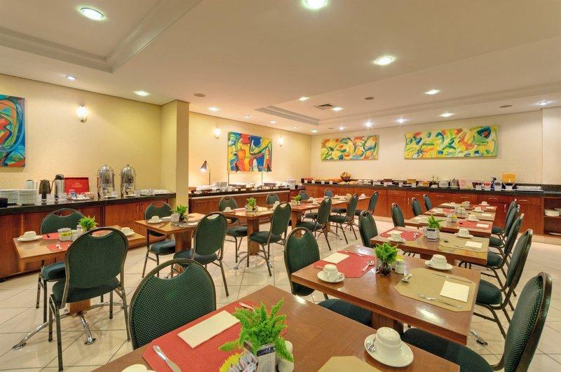 TRYP Sao Paulo Higienopolis Restaurant