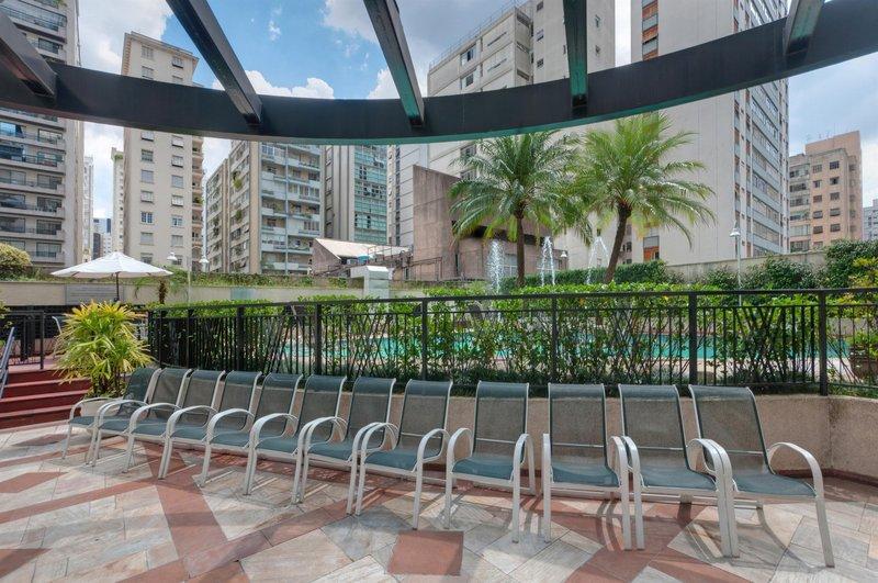 TRYP Sao Paulo Higienopolis Lounge/Empfang