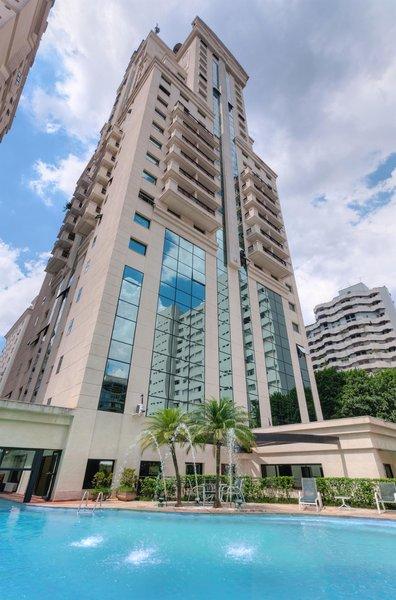 TRYP Sao Paulo Higienopolis Pool