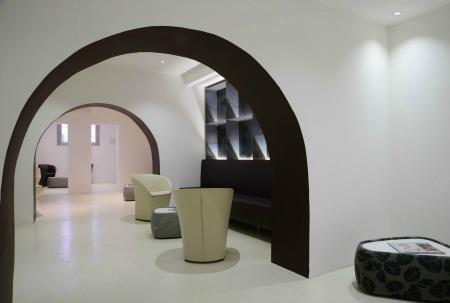 Rome Life Hotel Lounge/Empfang