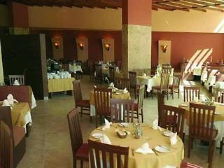 Camino Real Suites Restaurant