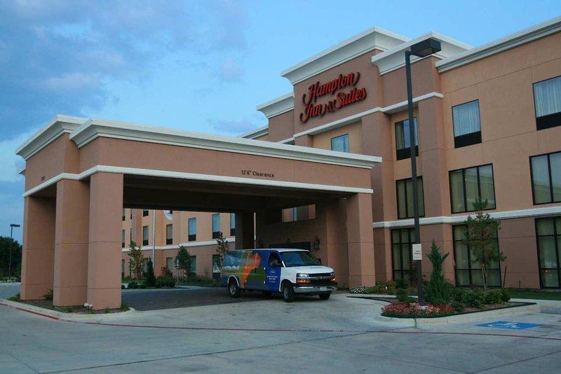Hampton Inn & Suites Fort Worth-Fossil Creek Außenaufnahme