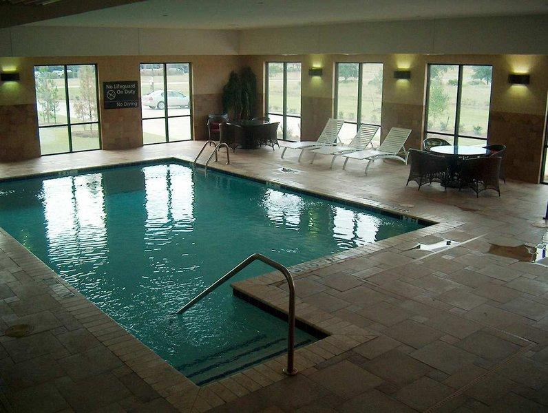 Hampton Inn & Suites Fort Worth-Fossil Creek Hallenbad