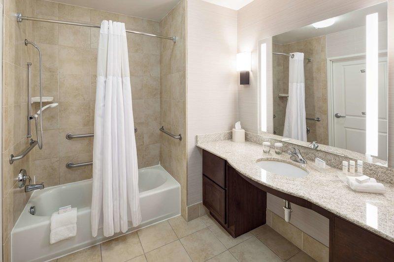 Homewood Suites by Hilton El Paso Airport Wohnbeispiel