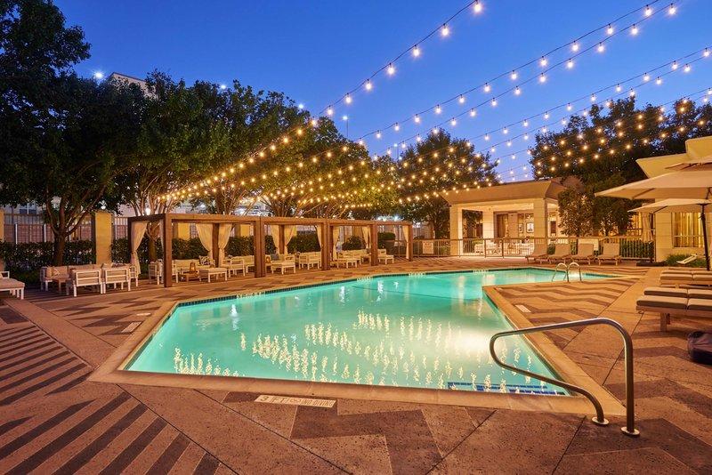 DoubleTree by Hilton Dallas - Market Center Pool