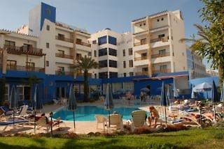 Residence Rihab Pool