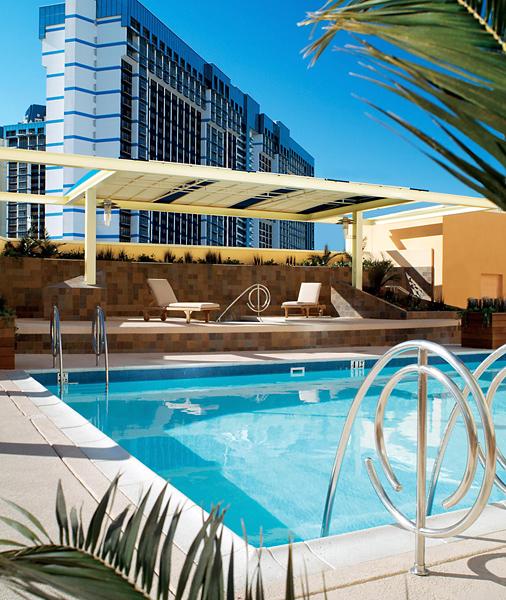 The Westin Las Vegas Casino & Spa Pool