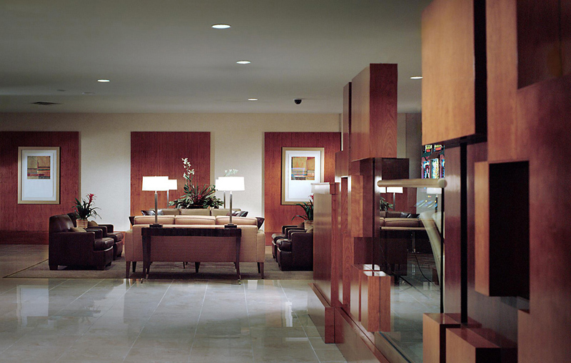 The Westin Las Vegas Casino & Spa Lounge/Empfang