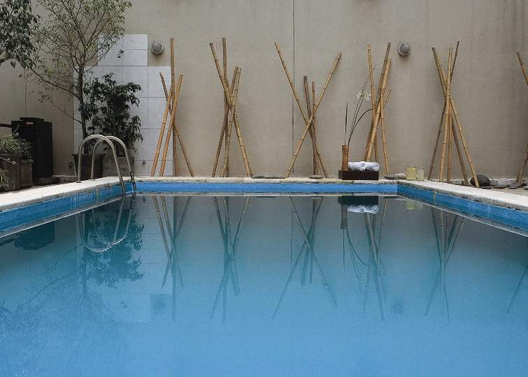 Own Recoleta Hotel  Pool