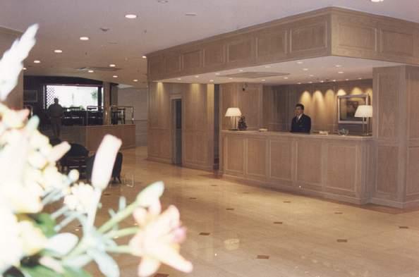 Cyan Americas Towers Lounge/Empfang