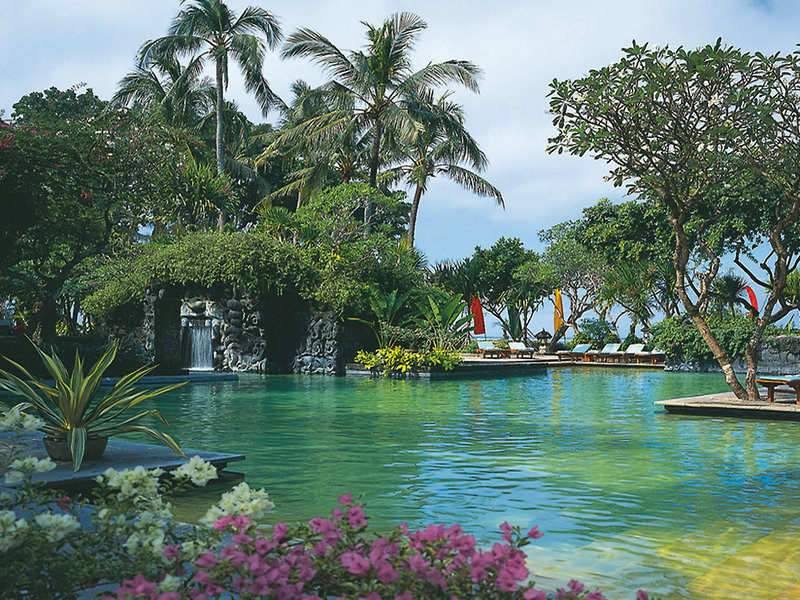 Hyatt Regency Bali  Außenaufnahme