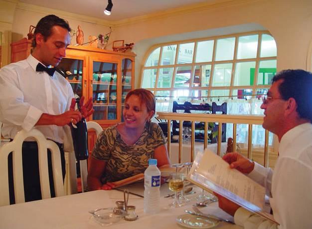 Costa Sal Restaurant