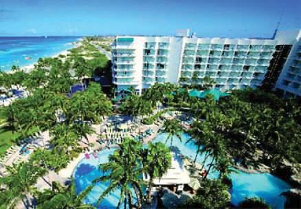 Aruba Marriott Resort & Stellaris Casino Außenaufnahme