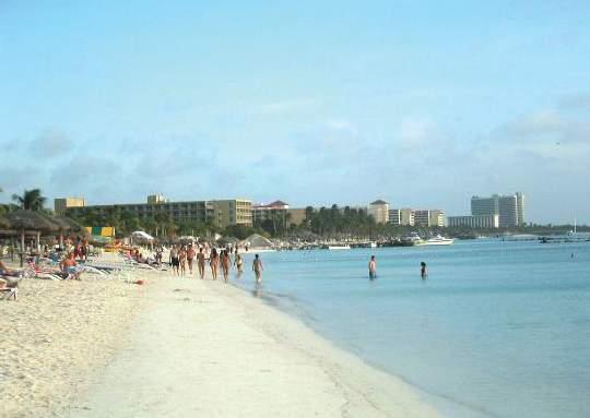 Aruba Marriott Resort & Stellaris Casino Strand