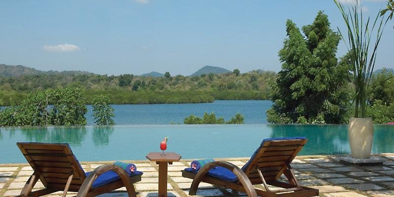 Naya Gawana Resort & Spa Pool